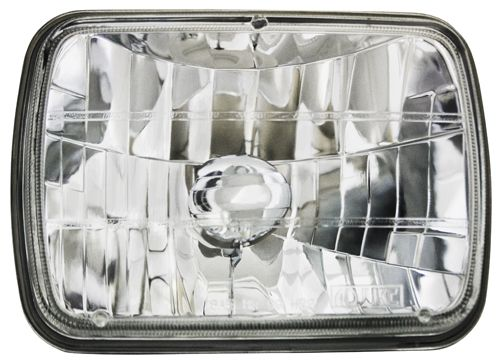 CWC-CE7012 IPCW (In Pro Car Wear) Headlight Assembly 7 x 6 Inch