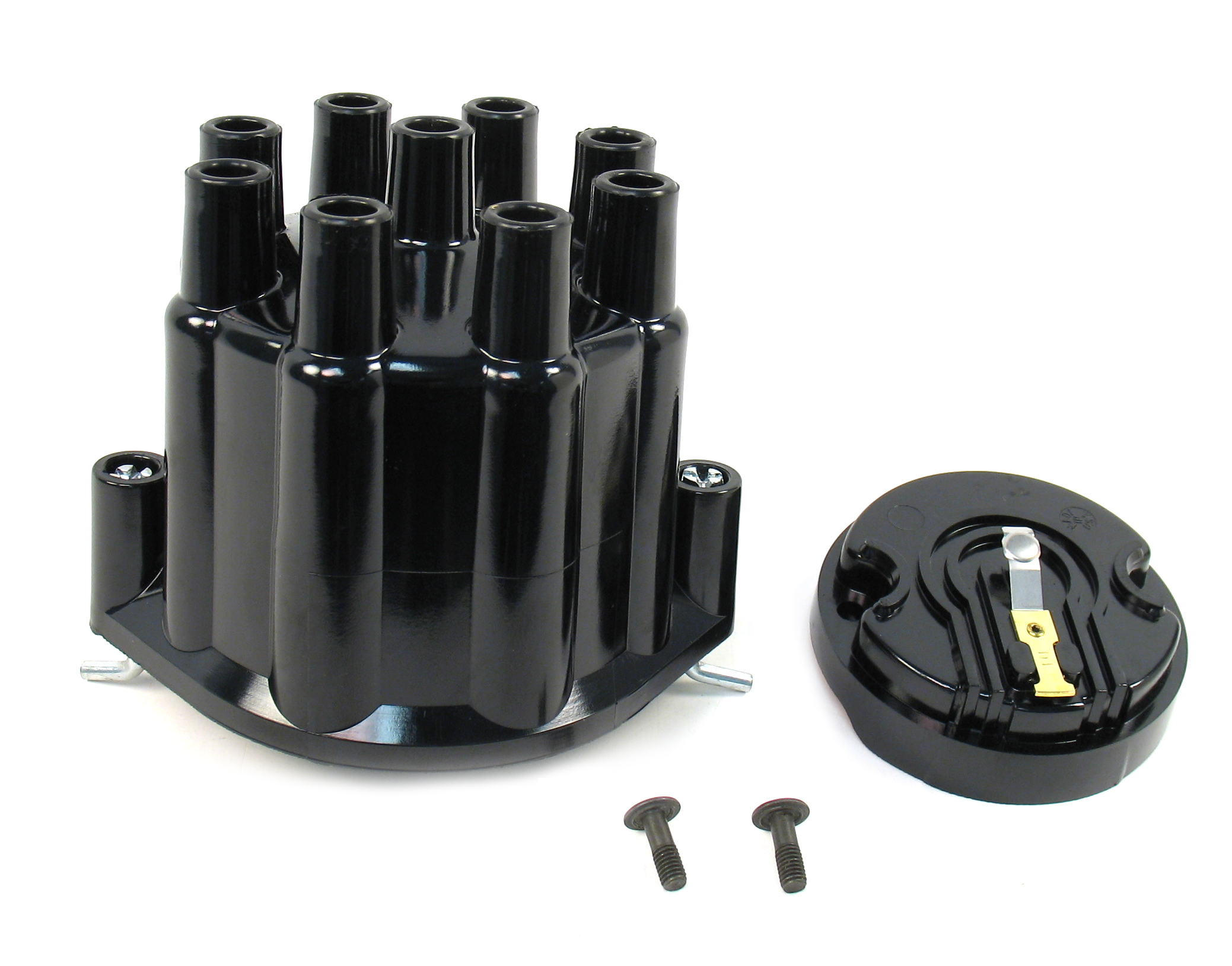 D600700 Pertronix Distributor Cap Clamp Down