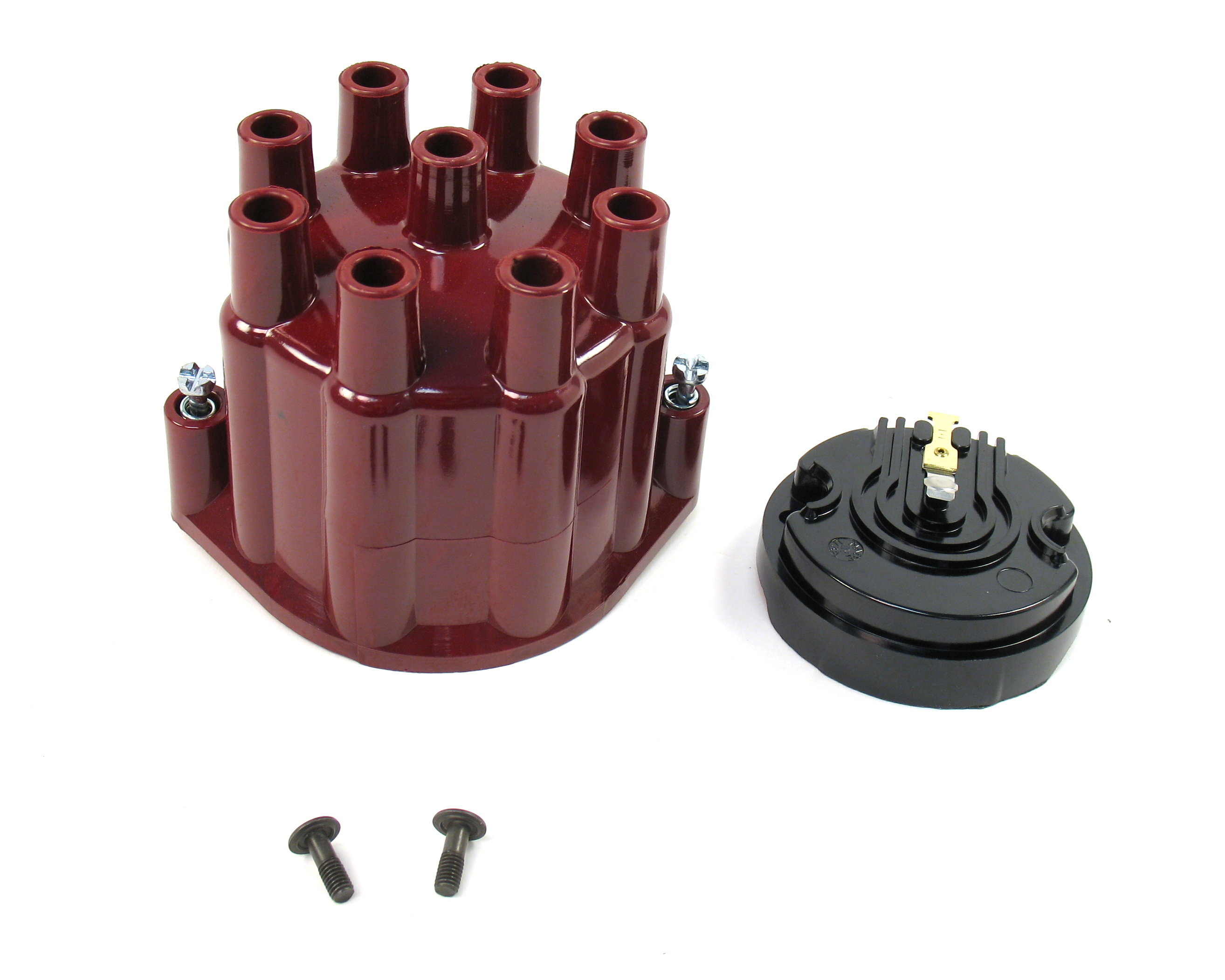 D600701 Pertronix Distributor Cap Clamp Down