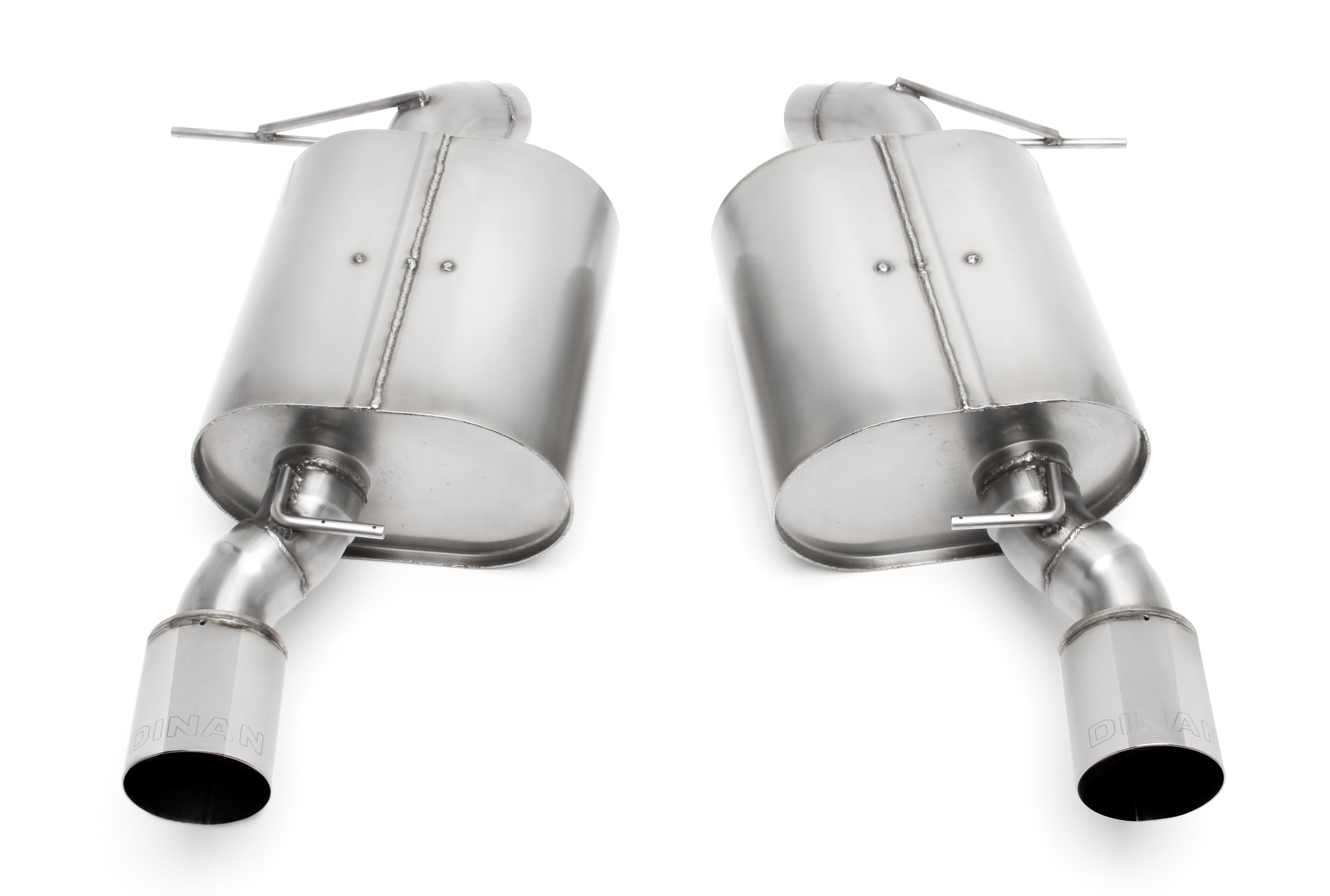 D660-0012 Dinan Performance Exhaust System Kit 304 Stainless Steel