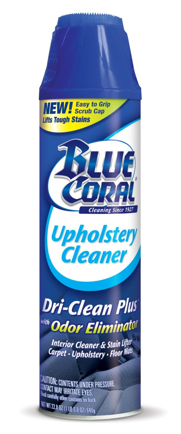 DC22 Blue Coral Interior Cleaner Used To Remove Stains Of Grease/