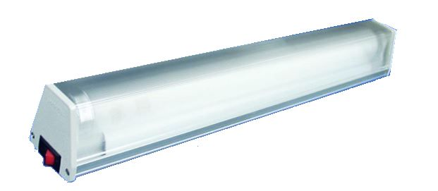 DIST-193 Thin-Lite Interior Light Single Fluorescent Tube