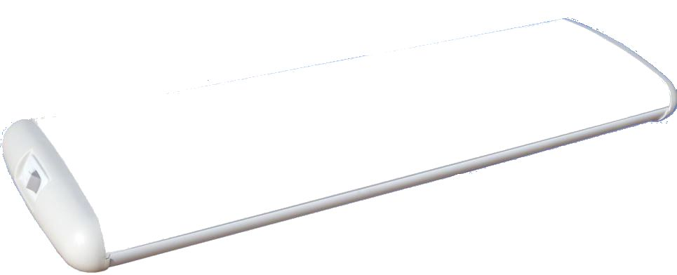 DIST-622 Thin-Lite Interior Light Dual Fluorescent Tube
