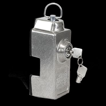 DL-80 Blaylock Trailer Cargo Door Lock Fits Most Single And Double