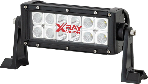DLB123LED X-Ray Vision Light Bar- LED 11 Inch Length