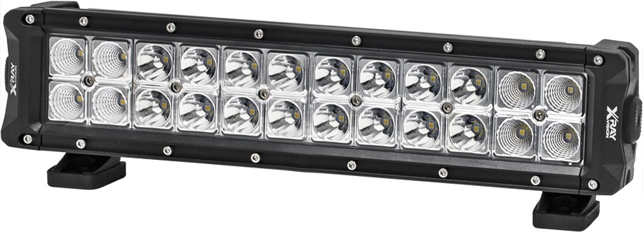 DLB243LED X-Ray Vision Light Bar- LED 17 Inch Length
