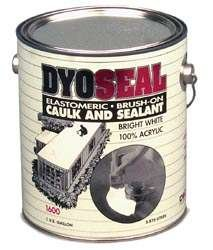 DYC1600/4 Dyco Paints Roof Sealant Use To Form A Permanently Flexible