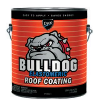 DYC460/1 Dyco Paints Roof Coating Use To Protect/ Beautify/ Insulate