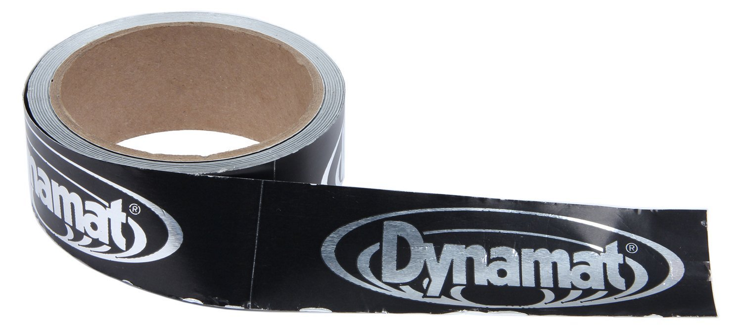 13100 Dynamat Multi Purpose Tape Use To Seal Seams/ Attach Wiring/