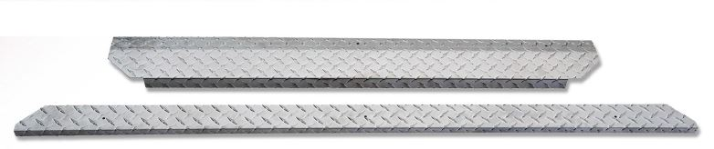K6061010 Protecta by Koneta Door Sill Protector Diamond Tread