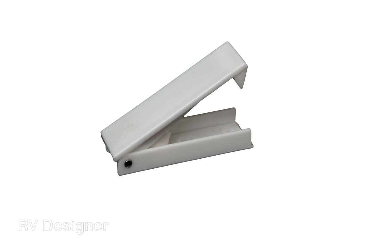 E212 RV Designer Door Catch For Keeping RV Baggage Compartments Closed