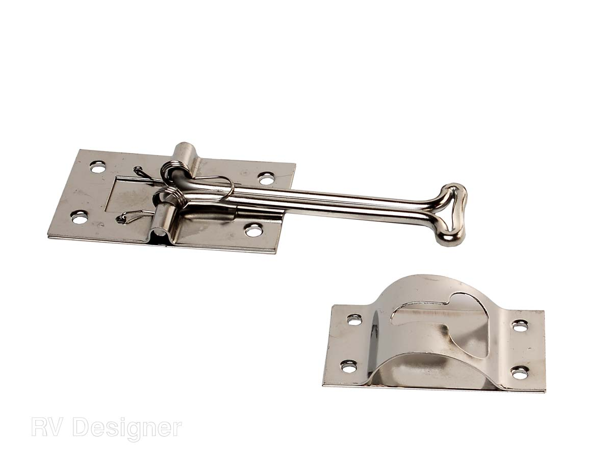 E224 RV Designer Door Catch For Keeping RV Doors Open