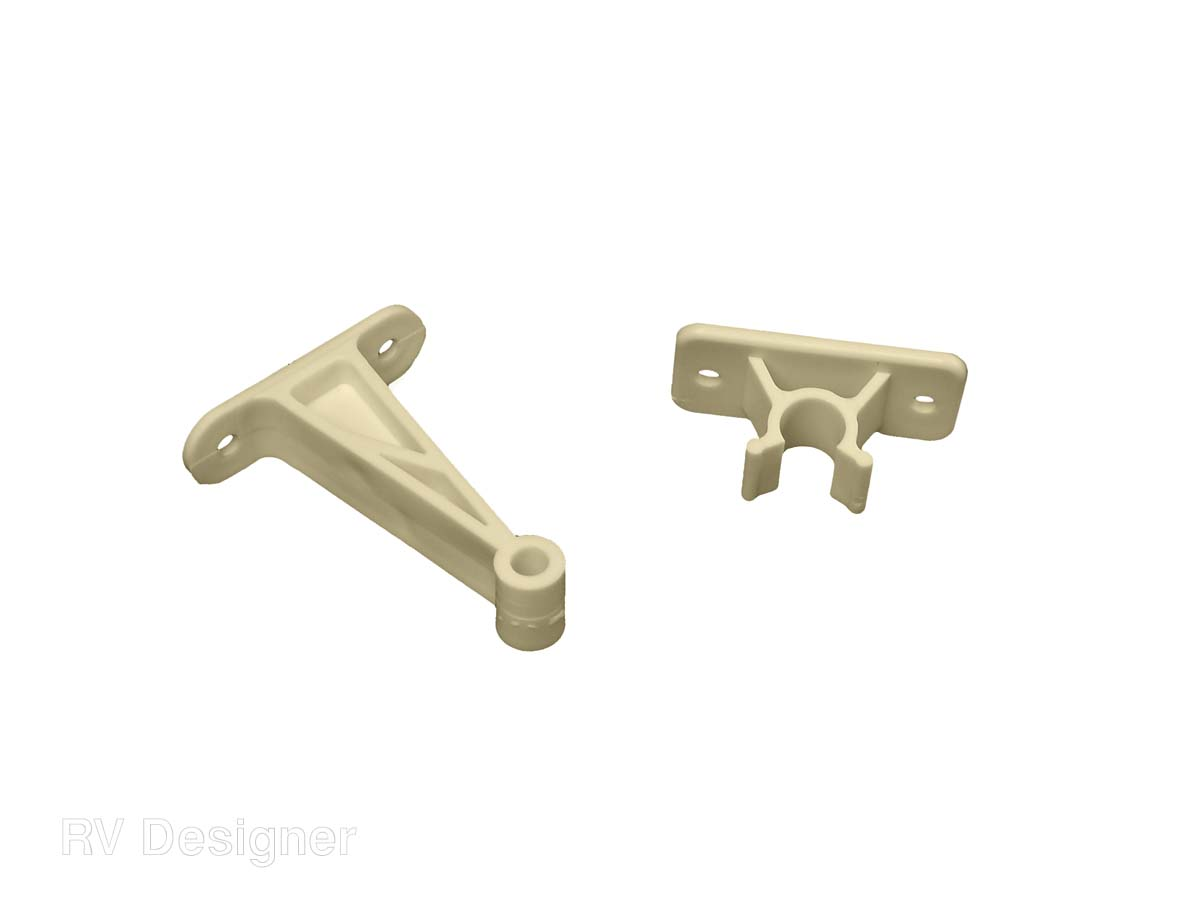 E243 RV Designer Door Catch For Keeping RV Doors Open