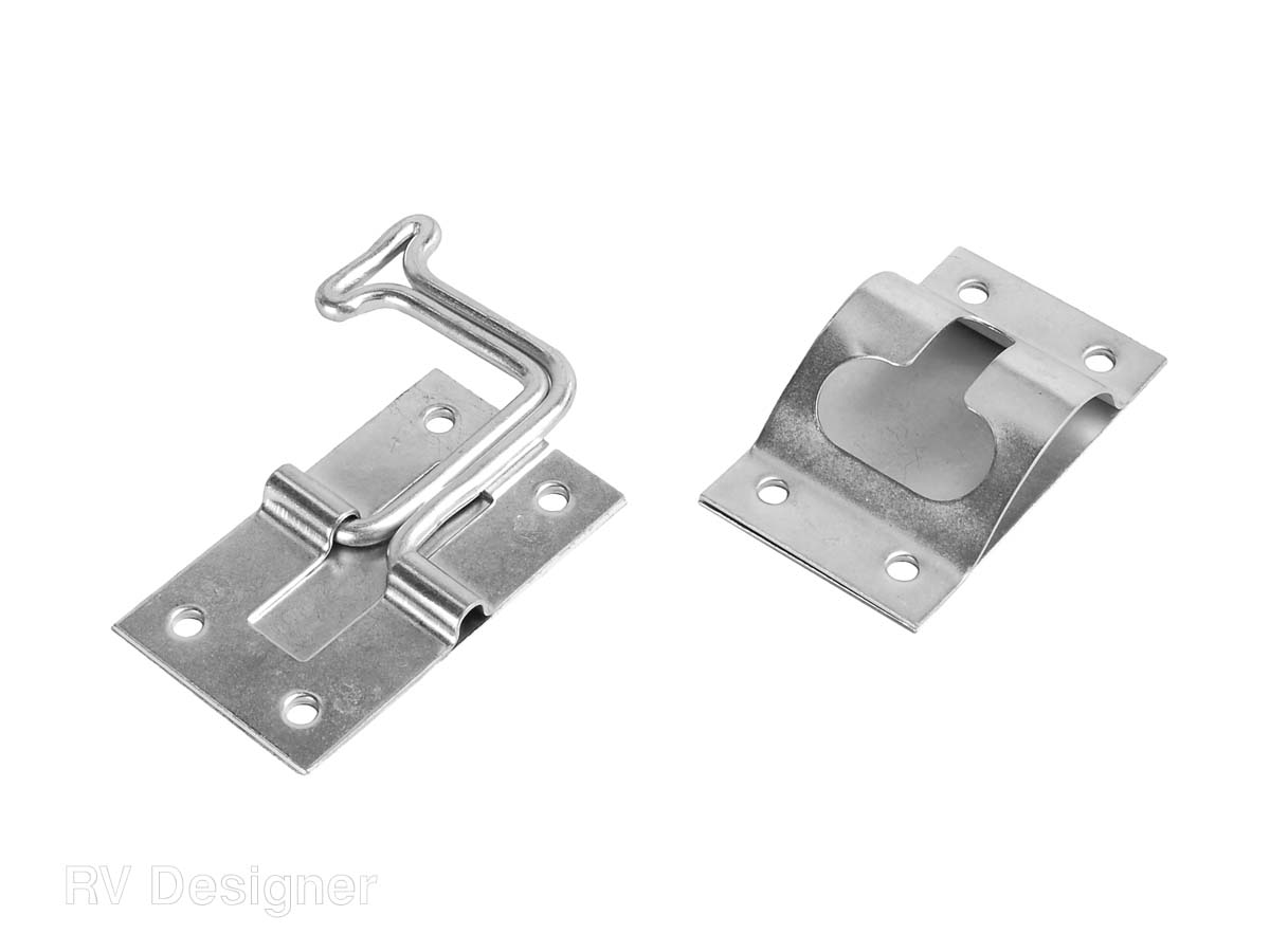 E277 RV Designer Door Catch For Keeping RV Doors Open