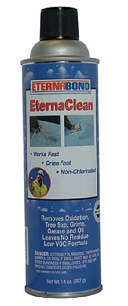 EB-ECSPC-12 Eternabond Roof Sealant Surface Prep Use To Clean And