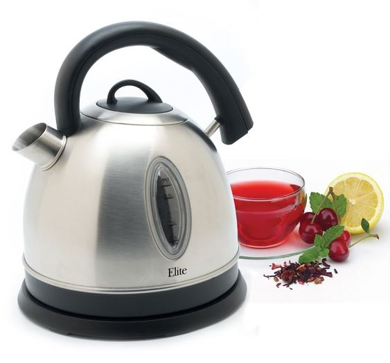 EKT-6863 Maxi Matic Kettle Used To Prepare Tea, Hot Chocolate And