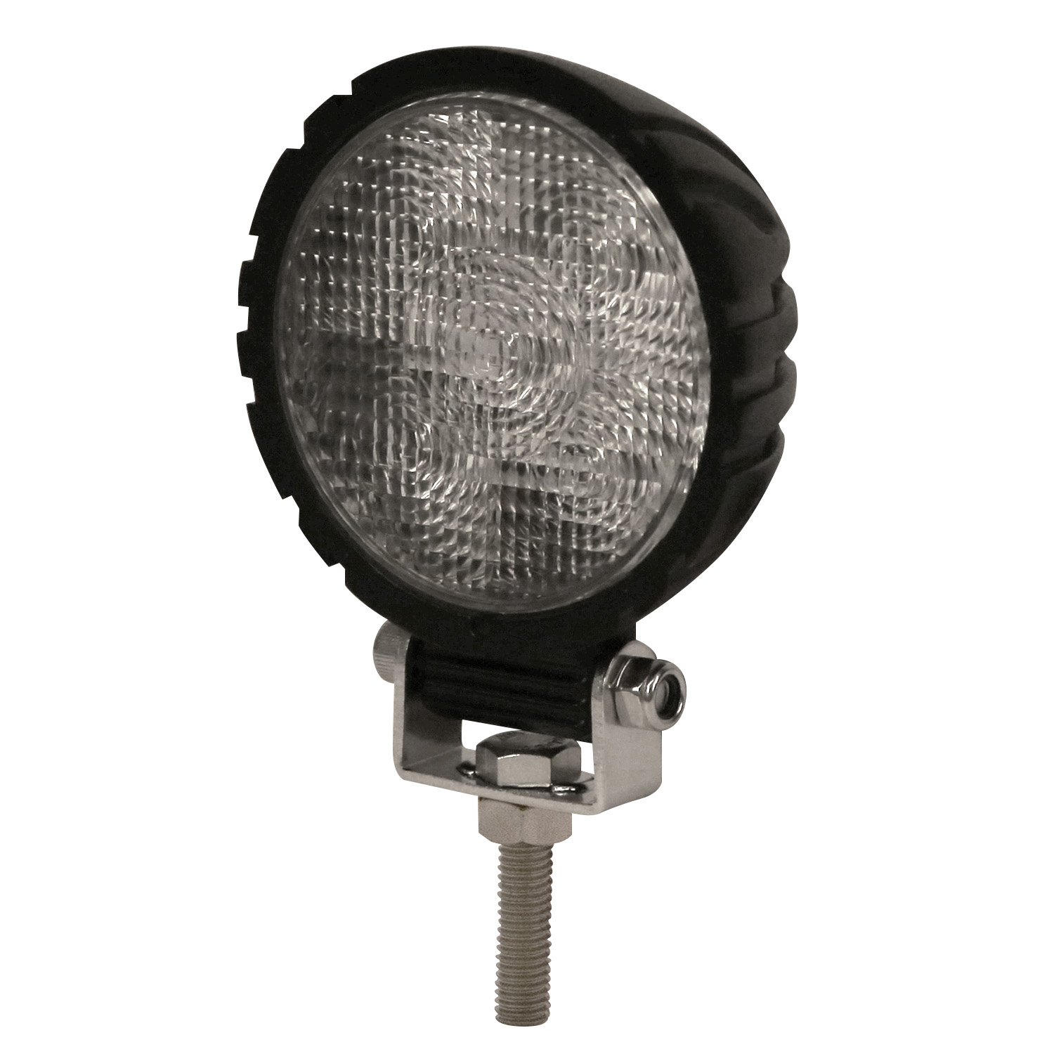 EW2481 Ecco Electronic Work Light- LED 3.8 Inch Round