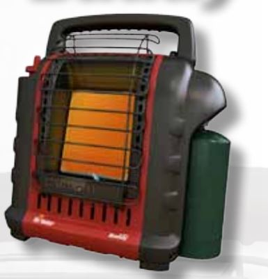 F232050 Enerco Tech Space Heater Hi-Low Heat Settings