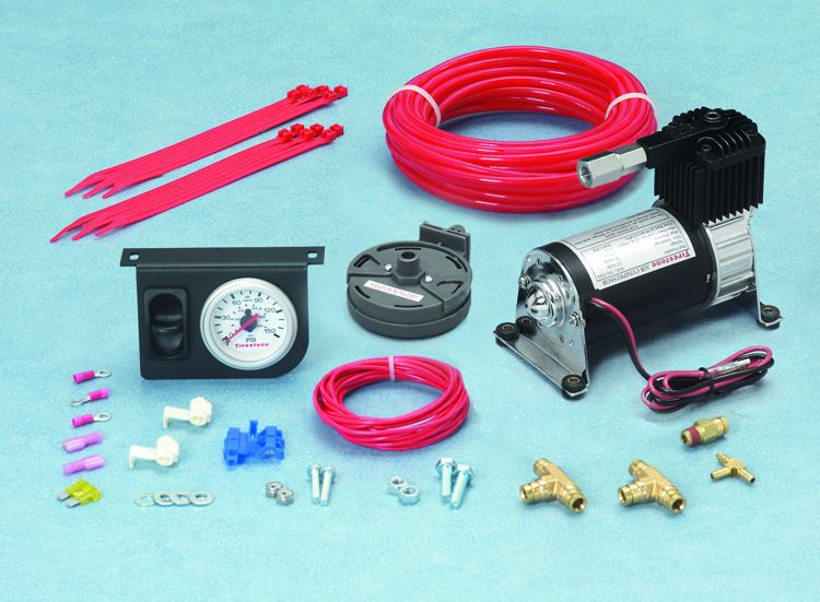 2158 Firestone Industrial Helper Spring Compressor Kit Controls Two