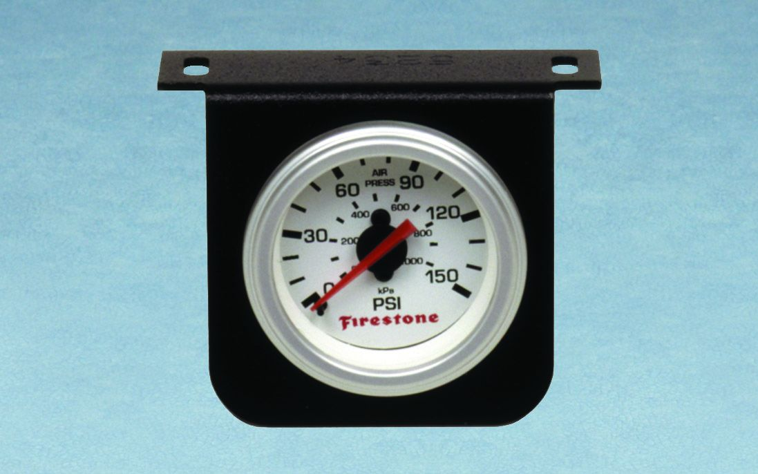 2196 Firestone Industrial Gauge Air Pressure 0-150 PSI