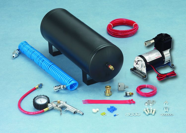 2239 Firestone Industrial Helper Spring Compressor Kit Includes