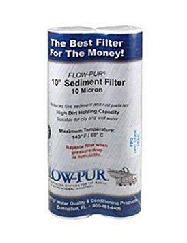 F560021 FlowPur/ Watts Fresh Water Filter Cartridge For City/ Well