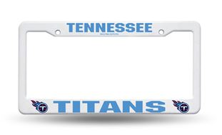 FC0301 PowerDecal License Plate Frame Tennessee Titans