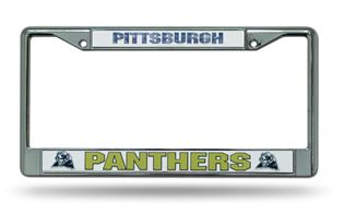 FC210401 PowerDecal License Plate Frame Pittsburgh Panthers