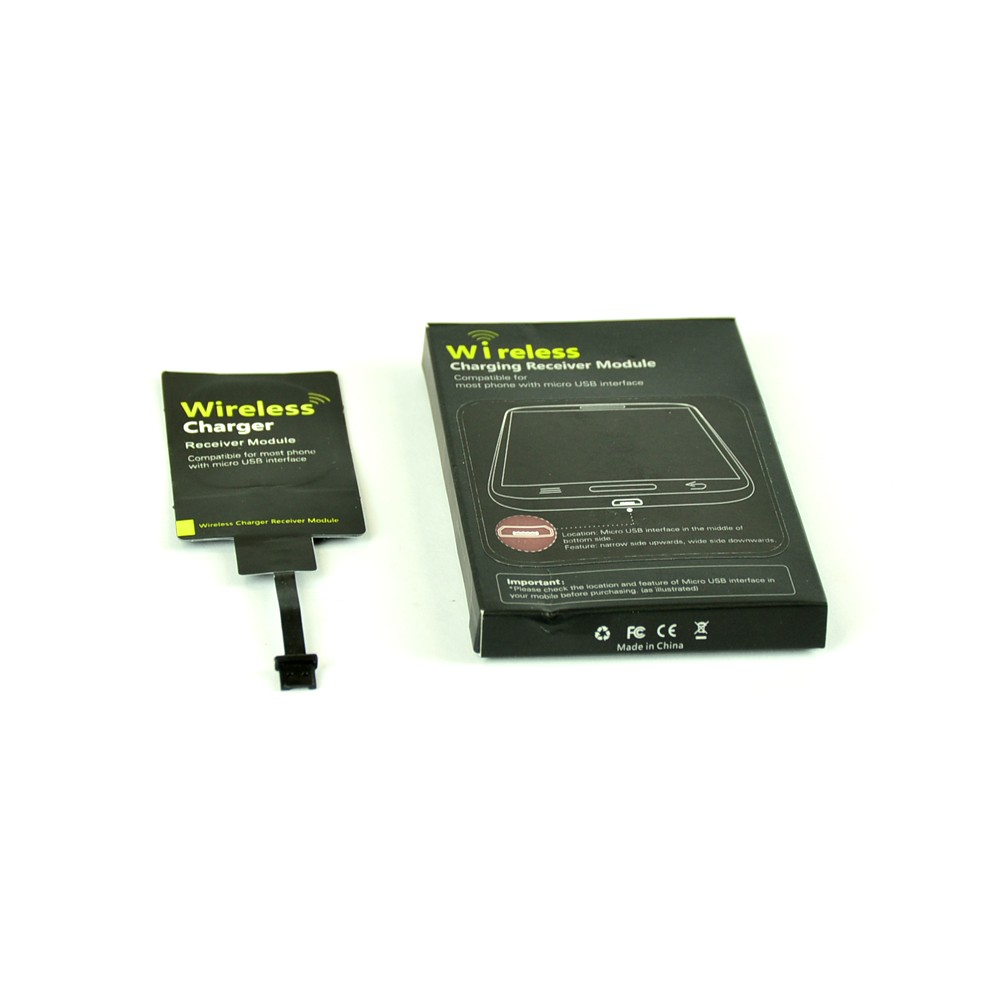 FDMC-1109 BrandMotion Cellular Phone Charger Adapter QI Wireless