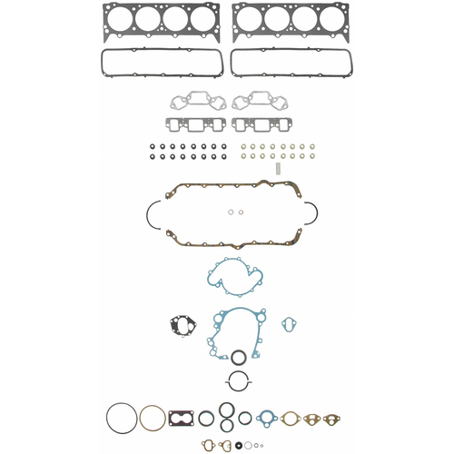 FS 8266 PT-4 Fel-Pro Gaskets Engine Gasket Set OE Replacement