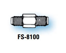 FS-8100 Winegard Antenna Cable Connector Connects Two Coaxial Cables