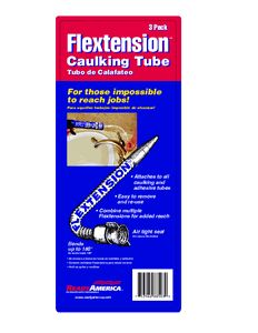 FT-88503 Ready America Caulking Tube Extension Tip Flexible Tip Bends