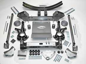 FTS4108B Full Traction Suspension Lift Kit Component Component For