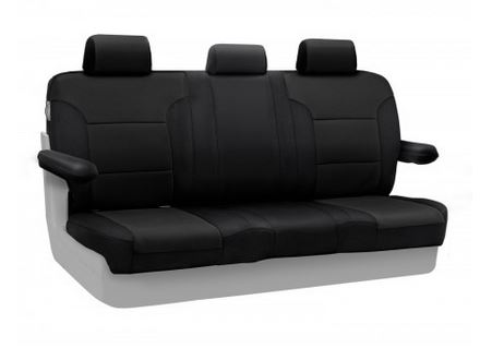 SPC132 Coverking Seat Cover Solid Bench