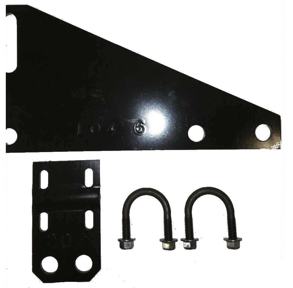 G-002K2 Safe-T-Plus Steering Stabilizer Bracket With Anchor Bracket/