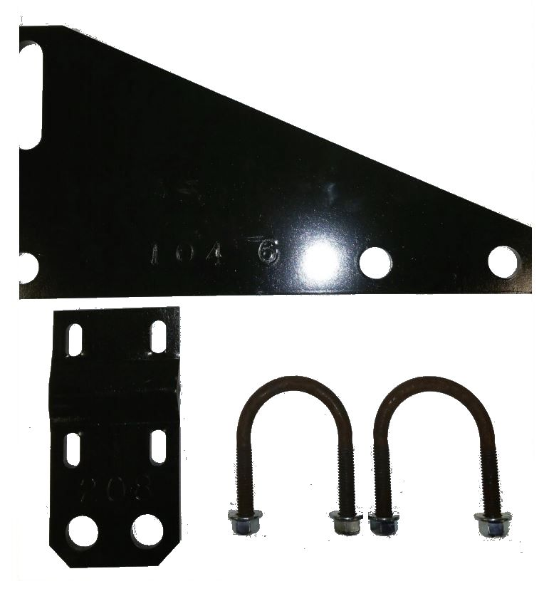 G-002K4 Safe-T-Plus Steering Stabilizer Bracket With Part Number