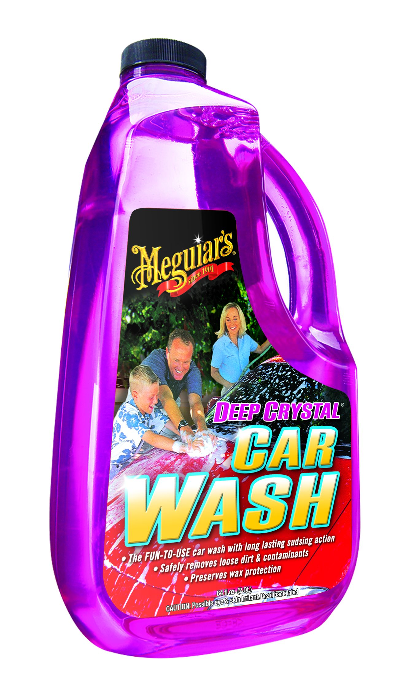 G10464 Meguiars Car Wash Deep Crystal «