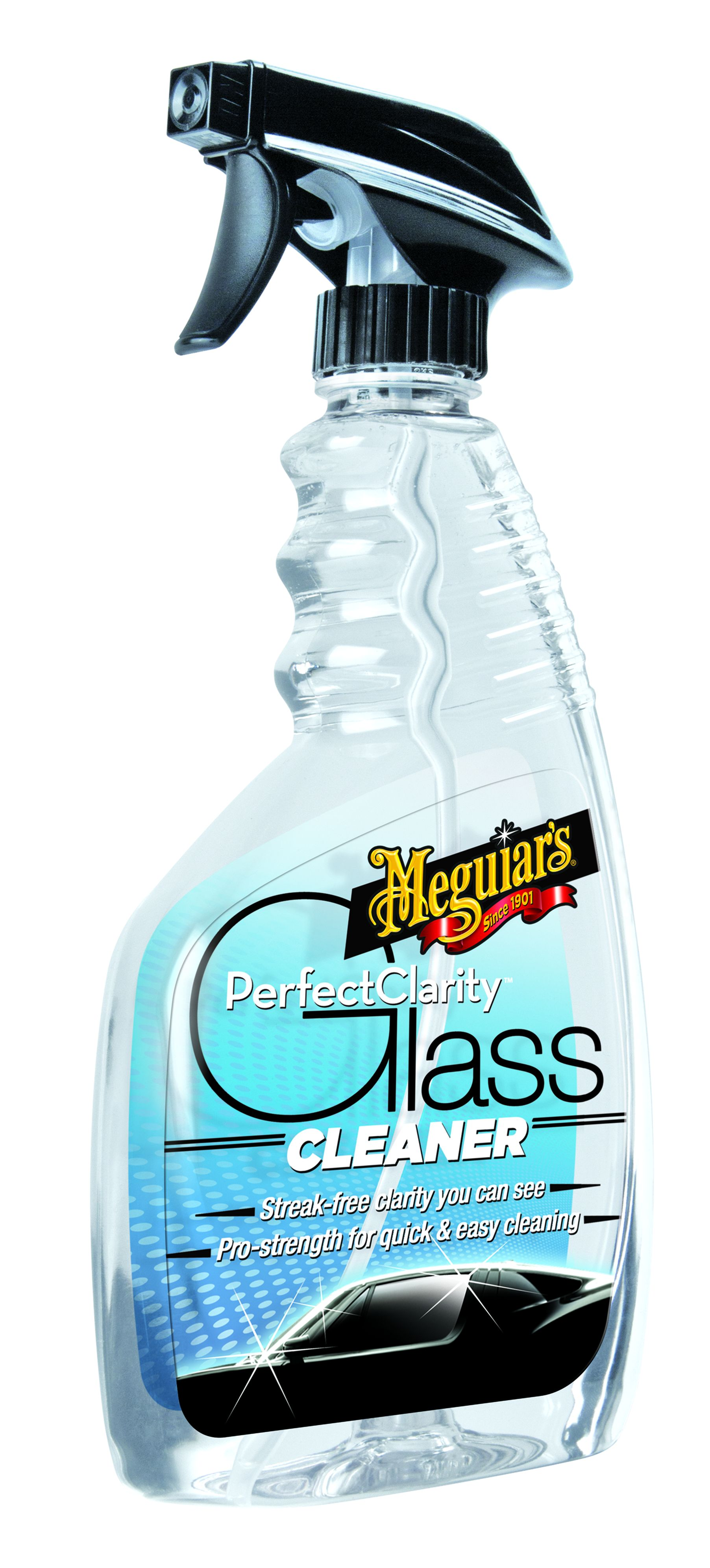 G8224 Meguiars Glass Cleaner Interior/ Exterior Use