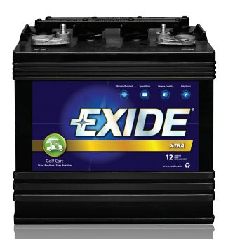 GC-145 Exide Technologies Battery OE Replacement