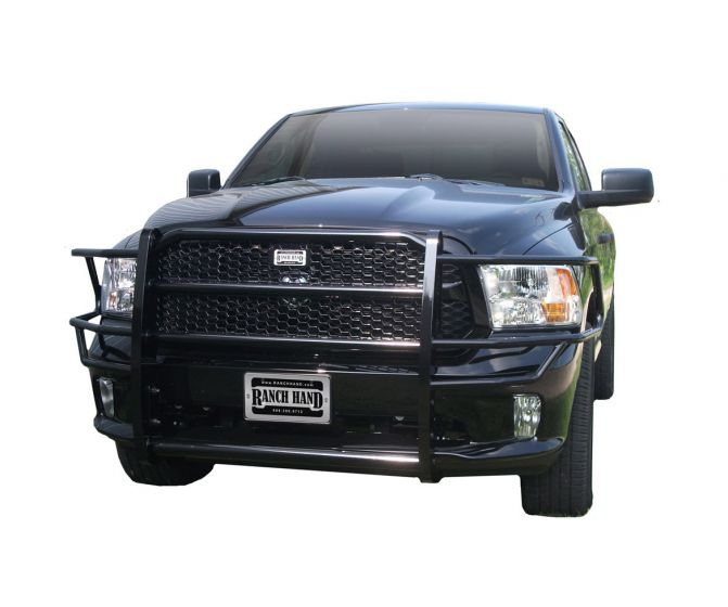 GGD09HBL1 Ranch Hand Grille Guard Black