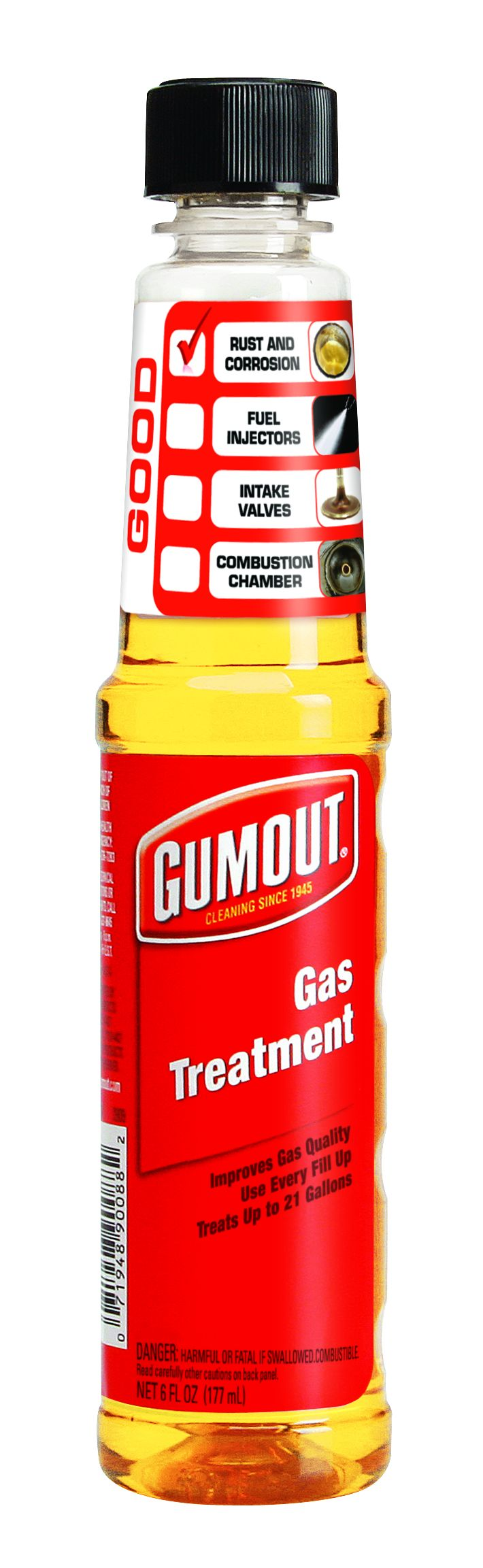 800001370 Gumout Rust Treatment Fight Against Rust And Corrosion/