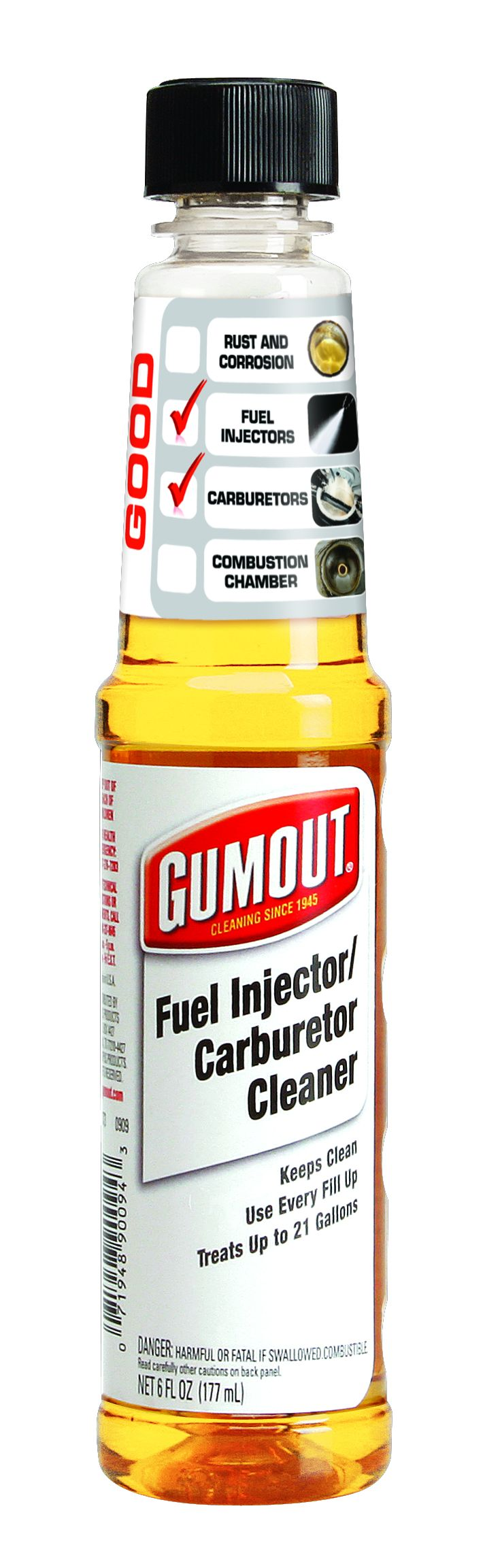 800001373 Gumout Carburetor Cleaner Use To Clean Fuel Injectors And
