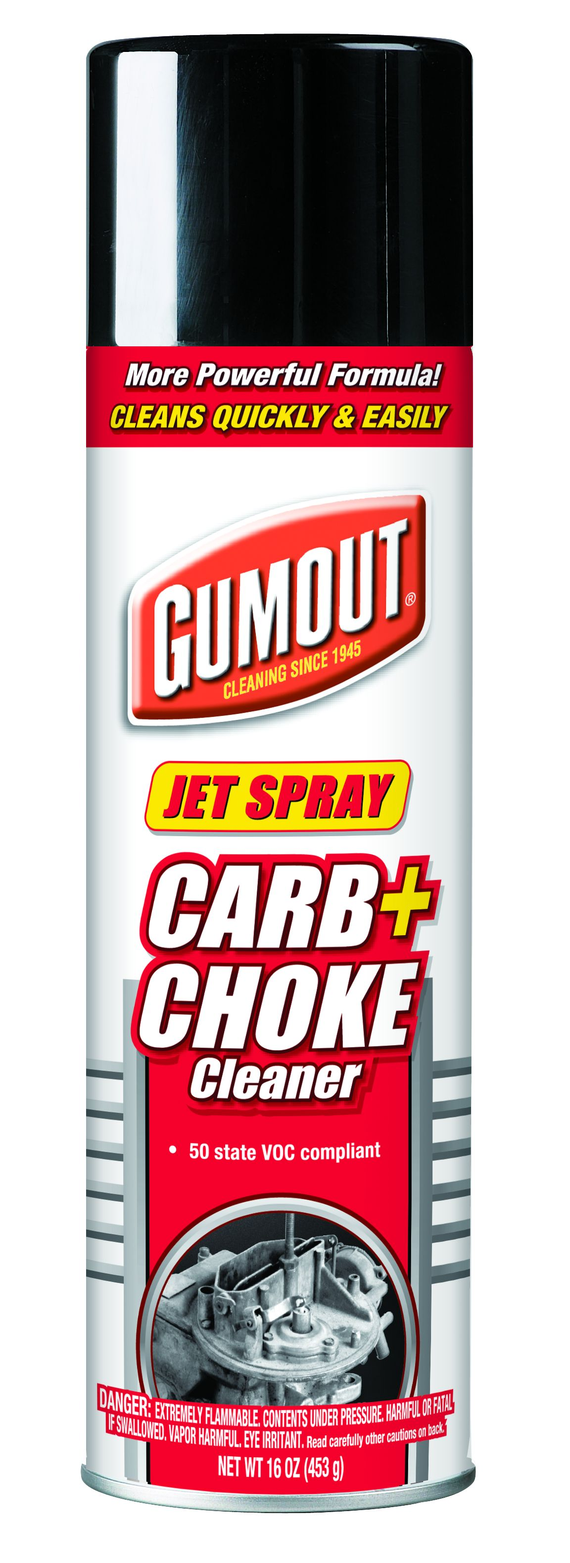 800002230 Gumout Carburetor Cleaner Use To Clean Gum/ Dirt And