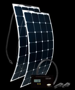 GP-FLEX-200 Go Power Solar Kit 200 Watts/ 11.24 Amp