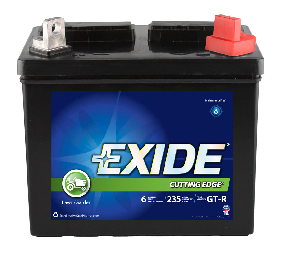 GT-R Exide Technologies Battery OE Replacement
