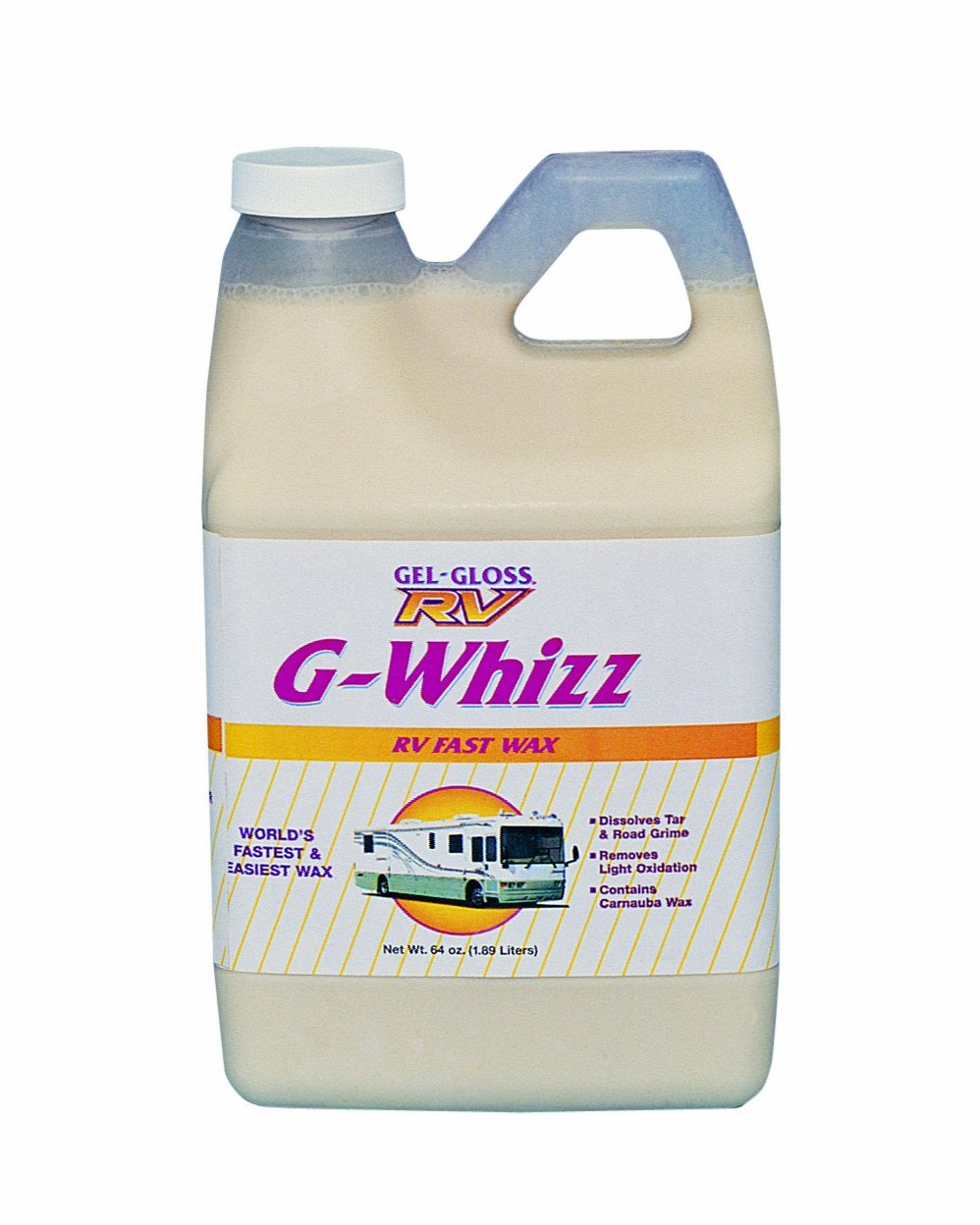 GW-64 TR Industry/ Gel Gloss Car Wax Liquid Carnauba Wax