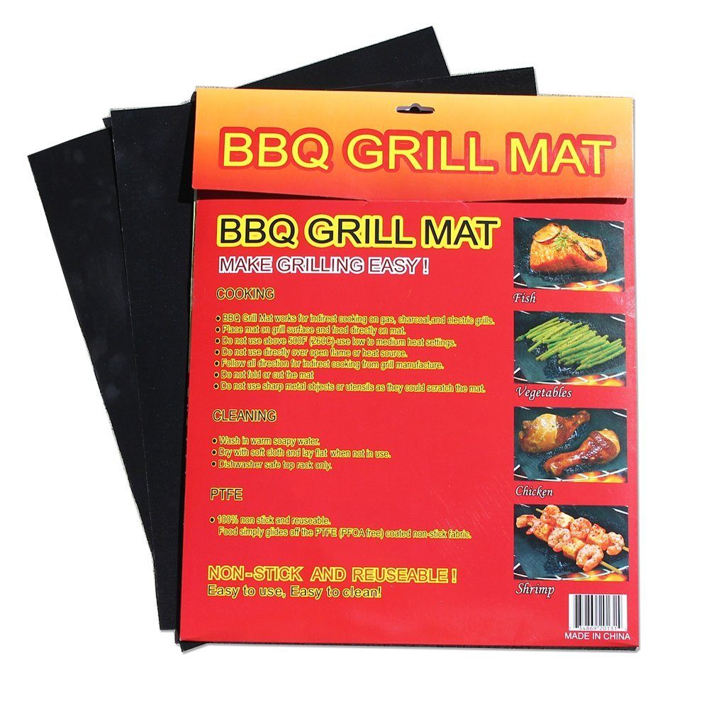 GW22607 Ming's Mark Cooking Mat Barbeque Grill Mat