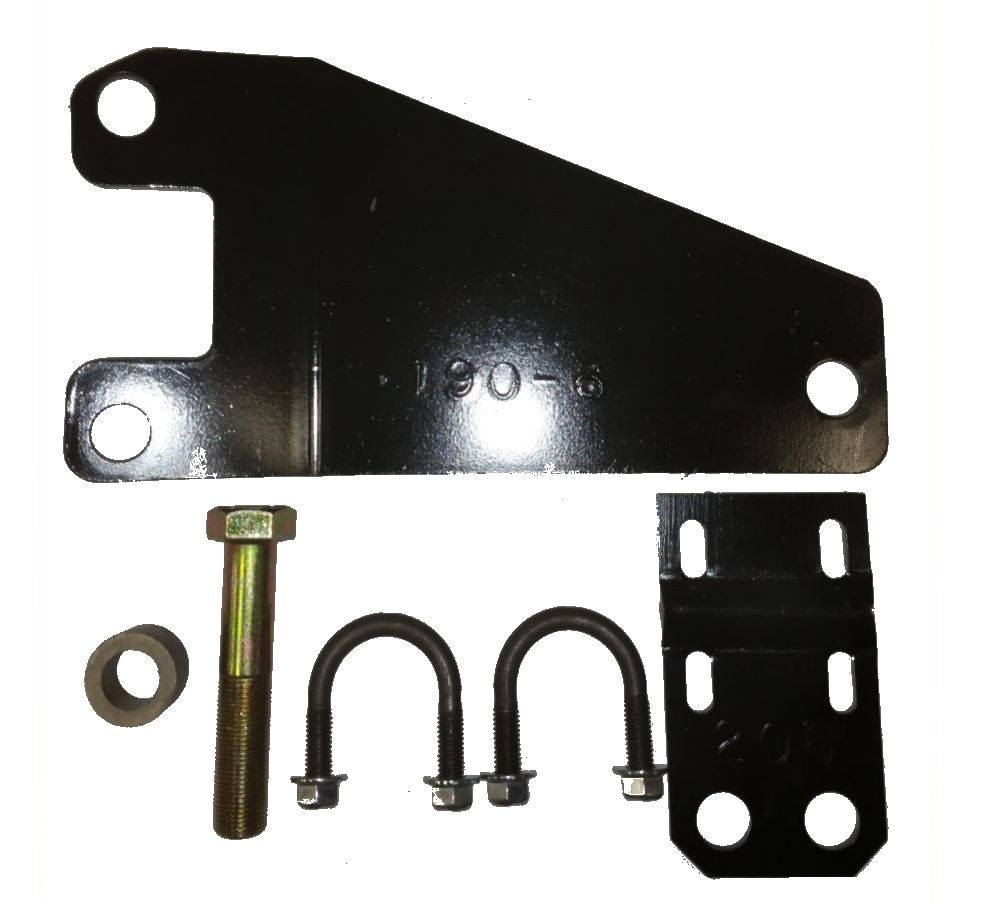 H-190K2.5 Safe-T-Plus Steering Stabilizer Bracket With 1-5/8 Inch Tie