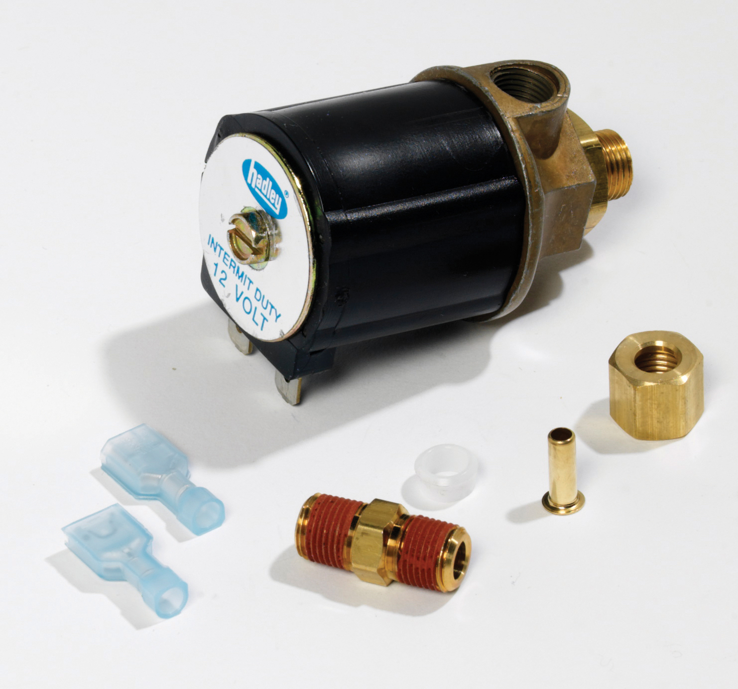 H00550B Hadley Products Air Horn Solenoid Valve 12 Volt