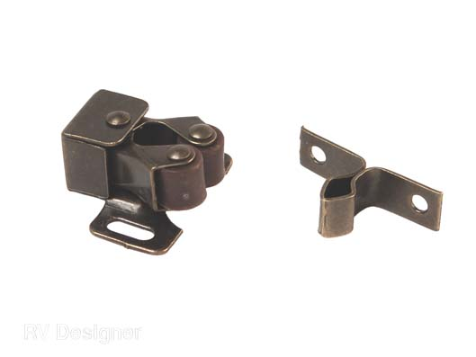 H201 RV Designer Door Catch Use To Keep RV Baggage Doors Closed
